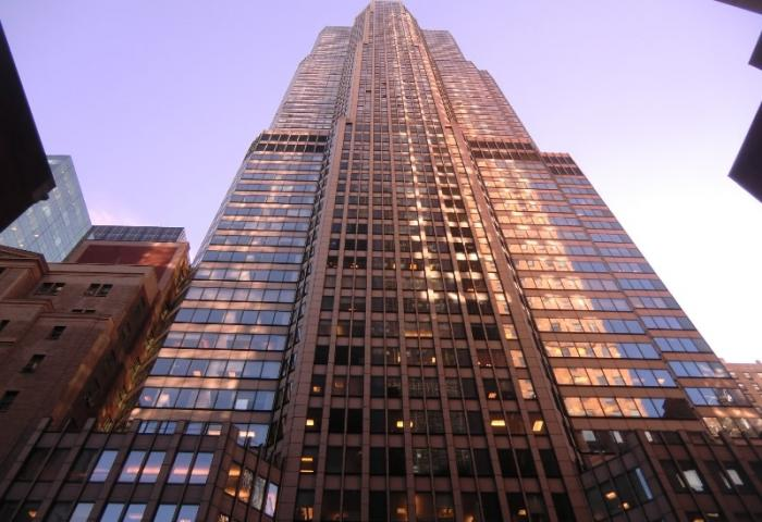 150 West 56th Street - City Spire - built in 1987