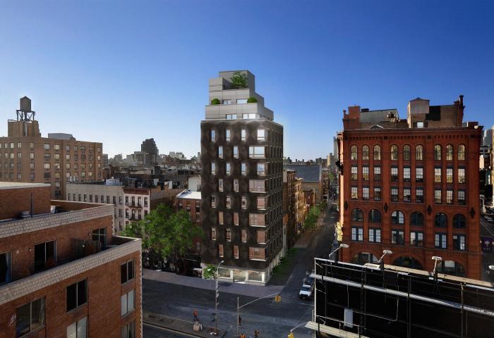 290 Mulberry Street Loft Residences