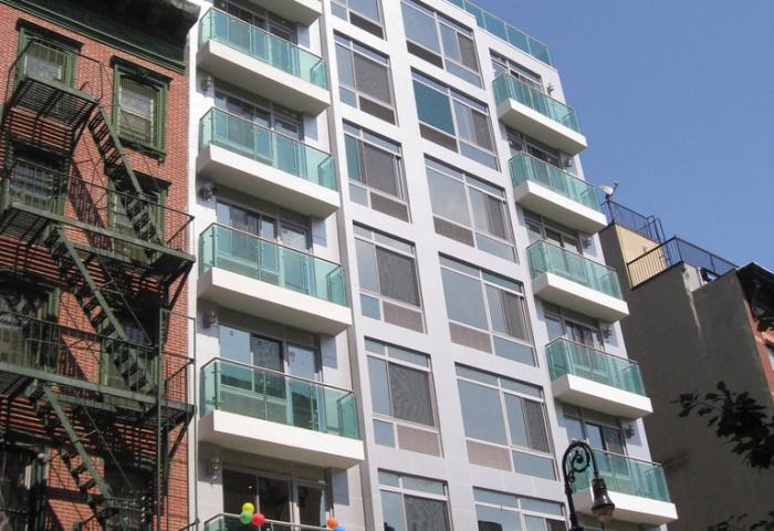 55 Hester Street Modern Condo Building