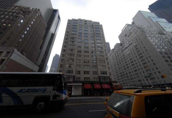 New York Times Building 229 West 43rd St Manhattan Scout