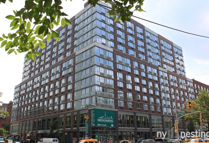 The Essex At 125 Delancey Street In Lower East Side