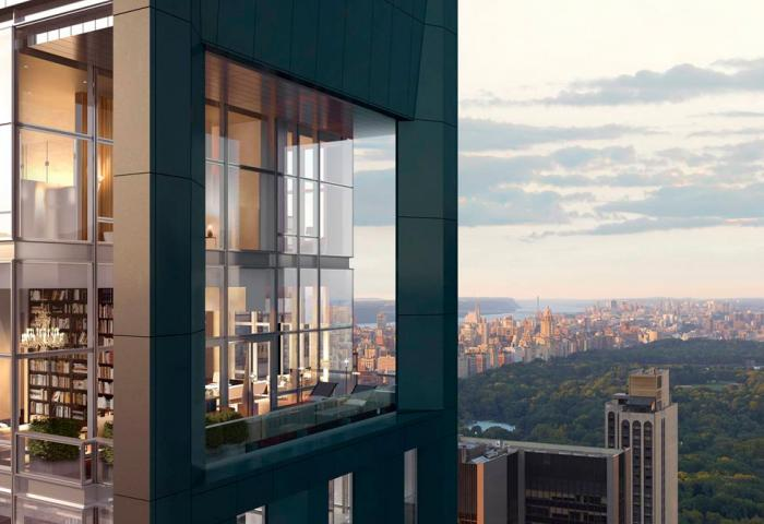 Baccarat Hotel and Residences 20 West 53rd Street