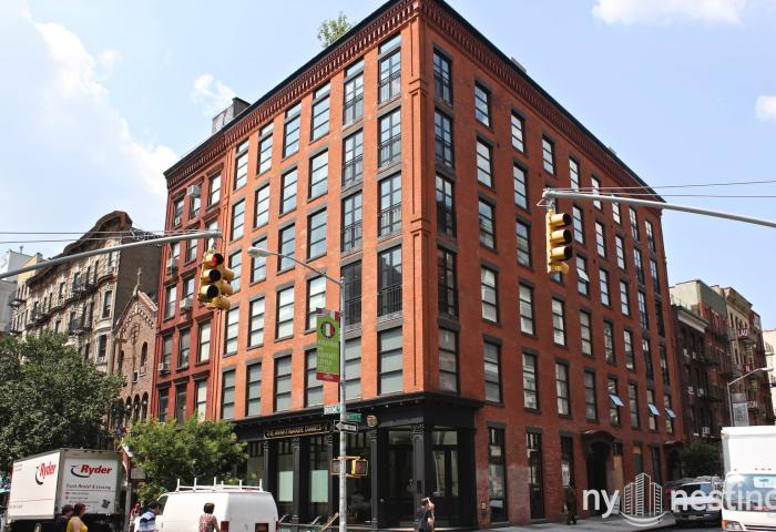 Brewster Carriage House 374 Broome Street New Construction Condominium