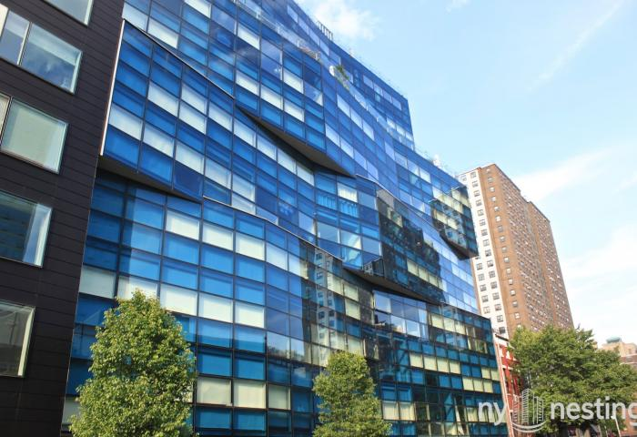 Chelsea Modern 447 West 18th Street Glass Facade