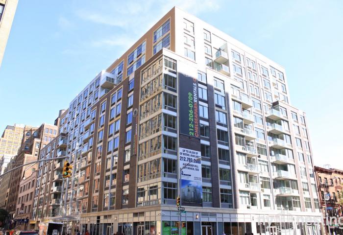 Chelsea Park 260 West 26th Street Luxury Rental Apartments