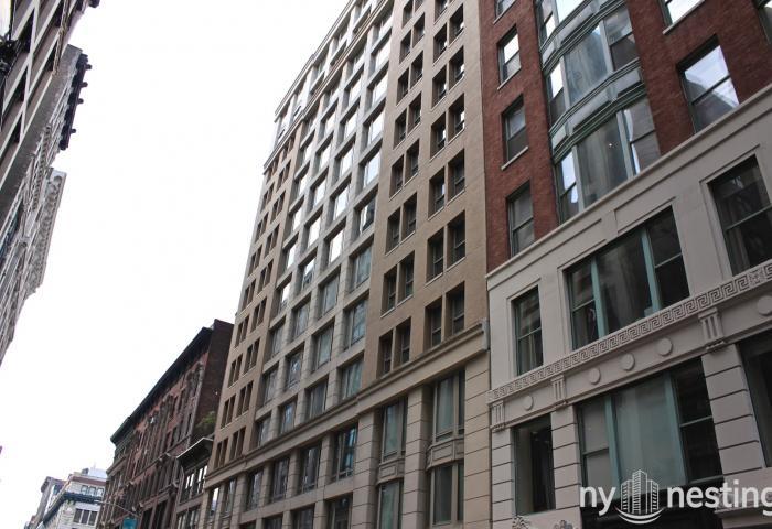 Echelon Chelsea Building