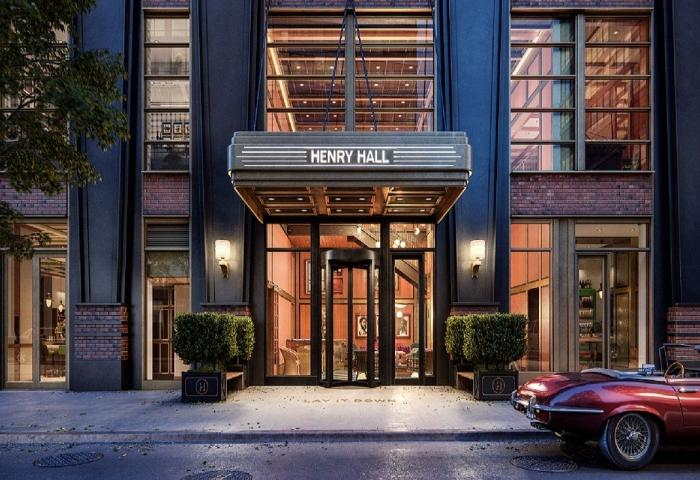Henry Hall - 515 West 38th Street - luxury rentals