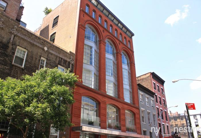 MacDougal Lofts Building