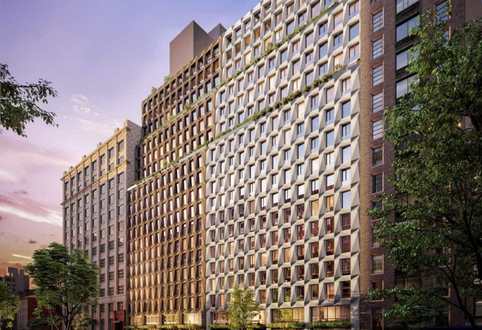 Maverick 215 West 28th Street luxury condos