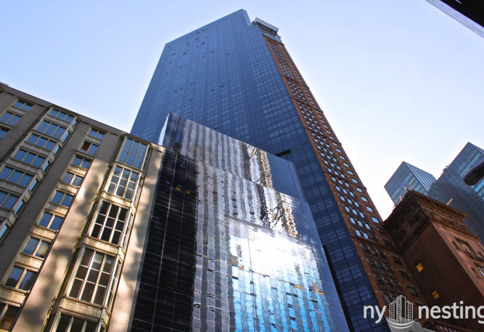 Metropolitan Tower 146 West 57th St condo