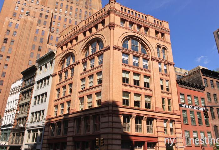 Mohawk Atelier 161 Duane Street Manhattan Boutique Condo