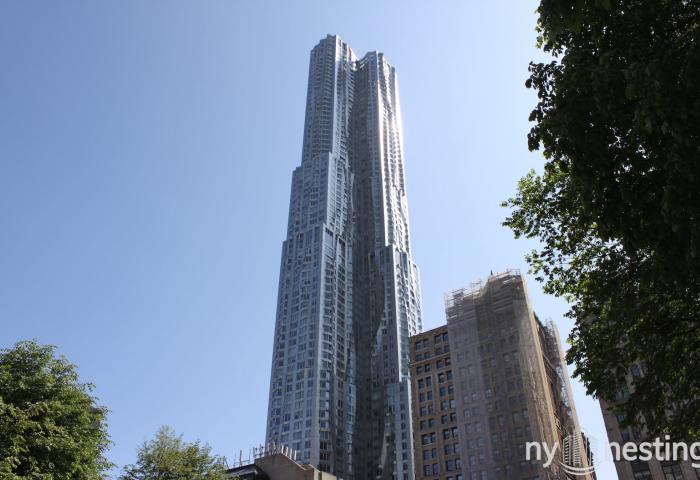New York by Gehry - 8 Spruce Street - Skyscraper