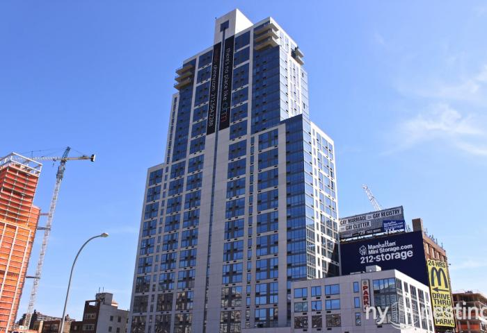 Ohm - 312 11th Avenue Modern Rental Building