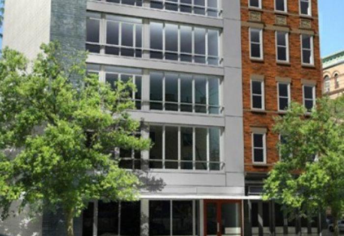One Strivers Row 2605 Frederick Douglass Boulevard