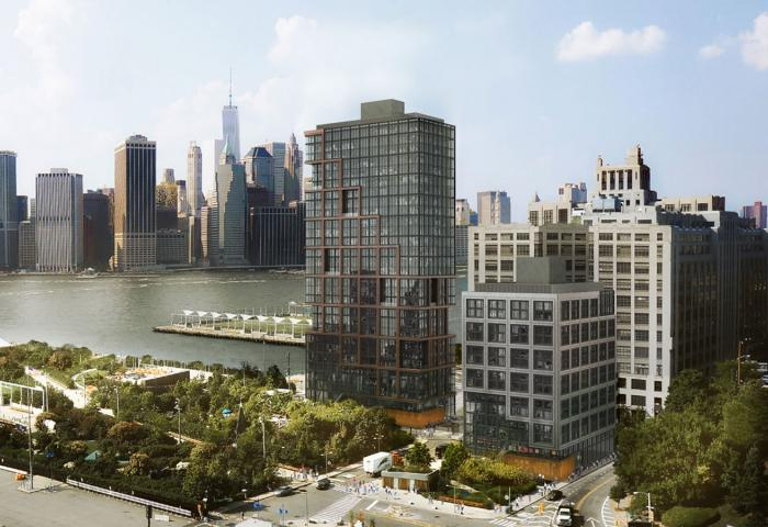 Apartments for sale at 50 Bridge Park Drive in Brooklyn Heights