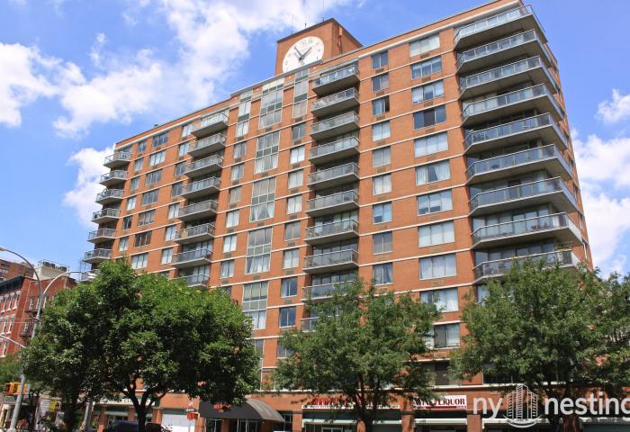 Red Square 250 East Houston Street Condominium