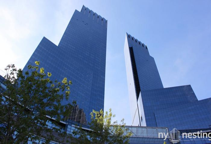 Residences at Mandarin Oriental - 80 Columbus Circle - New York