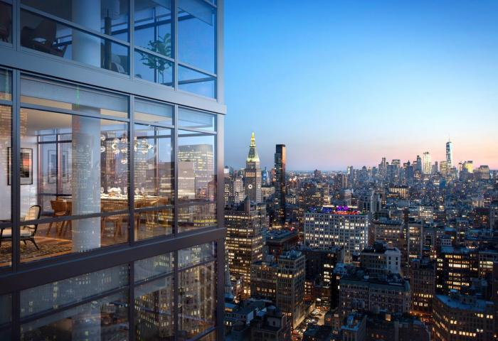 Solari - 42 West 33rd - views