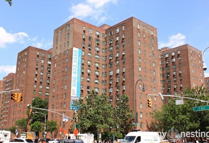 Stuyvesant Town 330 1st Avenue in Gramercy Park