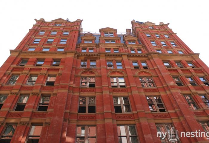 Temple Court - 5 Beekman Street - Condominium in Financial District