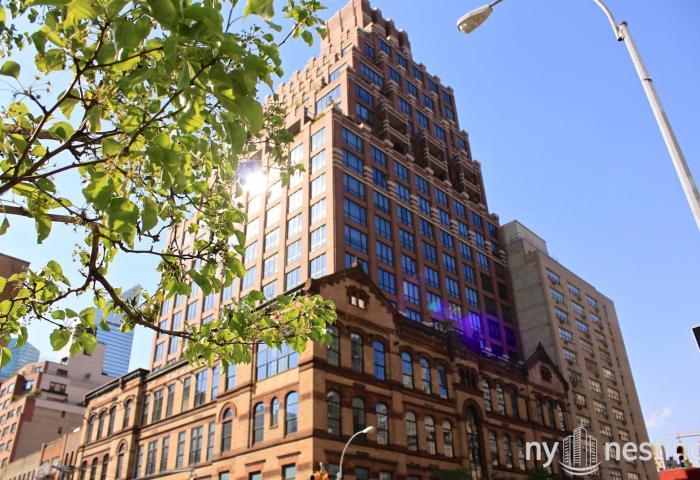 The Beekman Regent 351 East 51st Street Modern Amenities