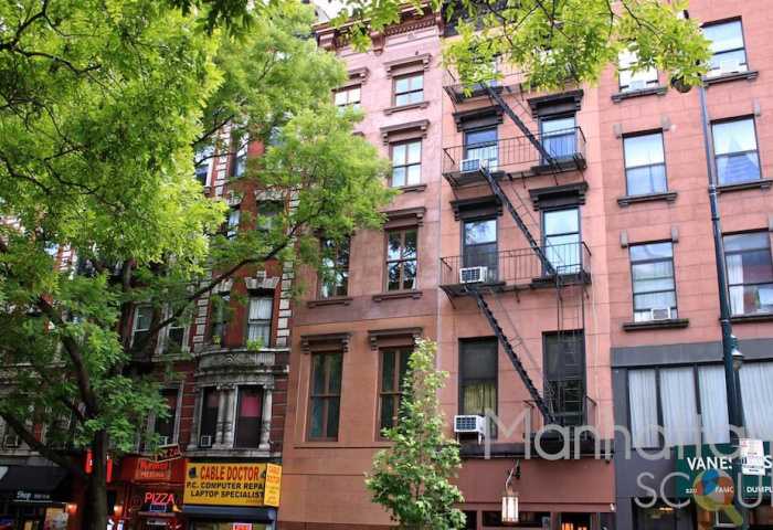 The Brownstone East Village 224 East 14th Street East Village