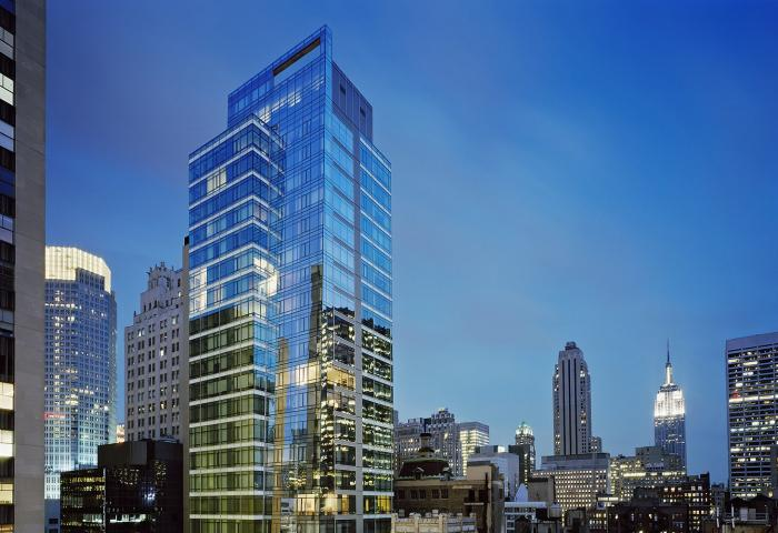 The Centria - 18 West 48th Street