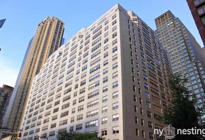 The Ellington 260 West 52nd Street Luxury Rental Apartments