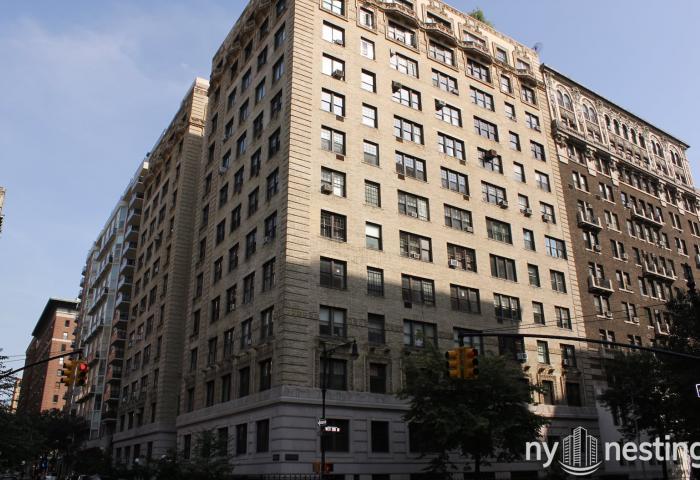 The Evanston 610 West End Avenue Luxury Co-op