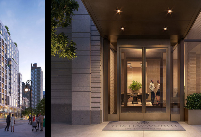 The Hayworth 1289 Lexington Avenue luxury condos