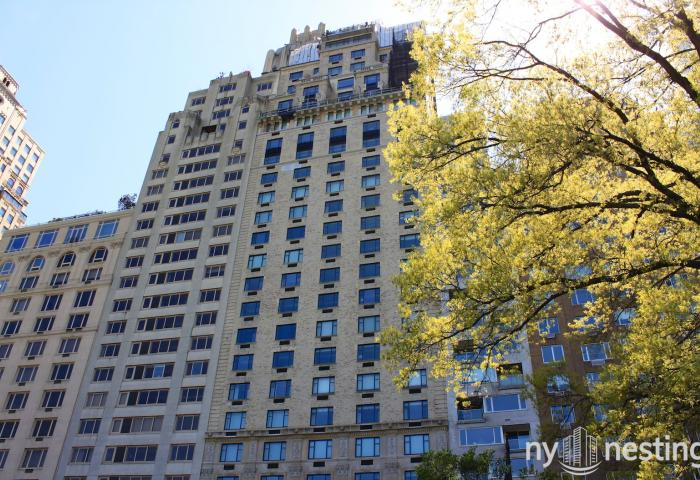 The Intercontinental 110 Central Park South Luxury Co-op