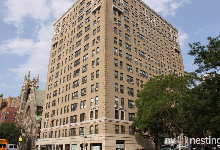 The Mirabeau 165 West 91st Street Liimestone Building