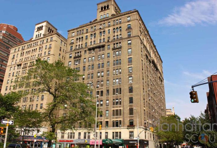 The Rousseau 221 West 82nd Street