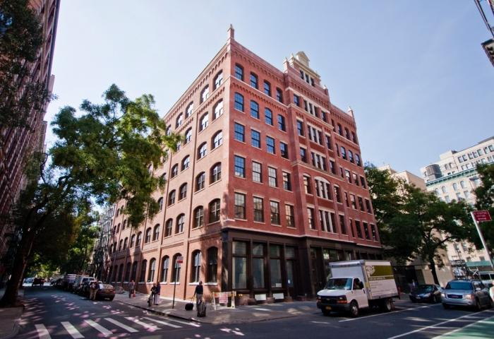 The Schumacher 36 Bleecker Street Designed by Edward E