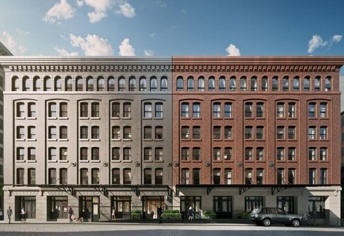 The Sterling Mason 71 Laight Street Architect by Morris Adjmi