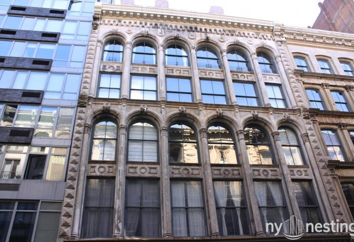 The Tribeca Lofts 80 Leonard Street 80 Leonard Street Pre-war Designs