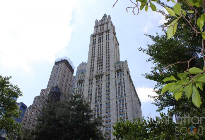 The Woolworth Tower Residences - 233 Broadway - Luxury Apartments
