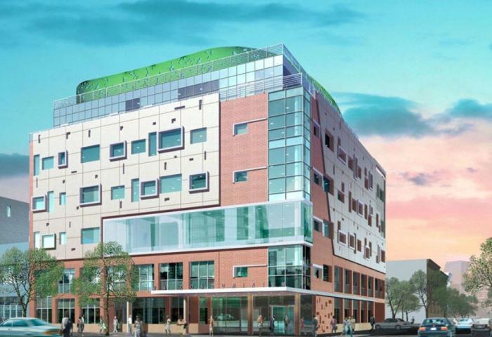 WA Condominiums Building