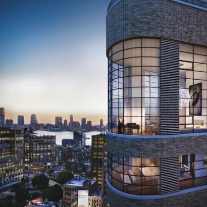 10 Sullivan Street - penthouse views