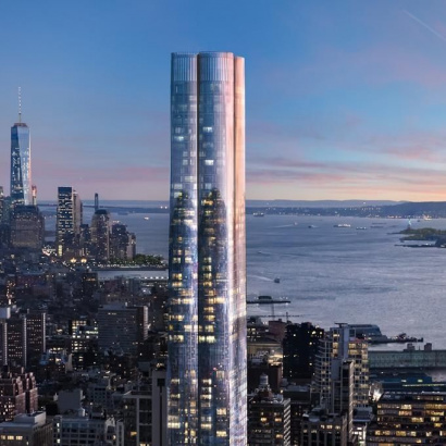 15 Hudson Yards - condominium