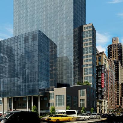 21 West End Avenue - rental building