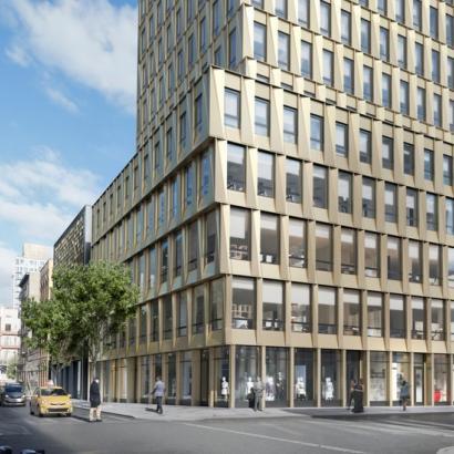 242 Broome Street - condominium Lower East Side