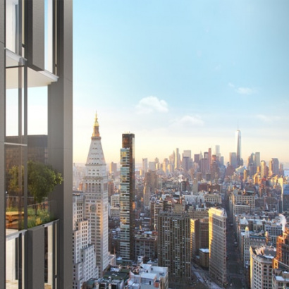 Apartments for sale at 277 Fifth Avenue in Manhattan