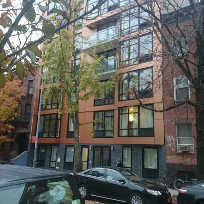 316 East 3rd Street Designed by Karl Fischer
