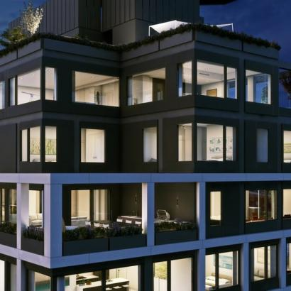 32 East 1st Street luxury condominiums for sale