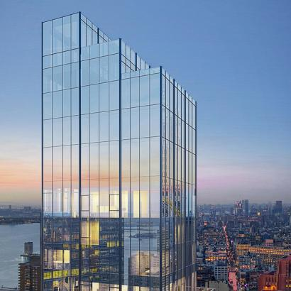 45 Park Place luxury new development for sale