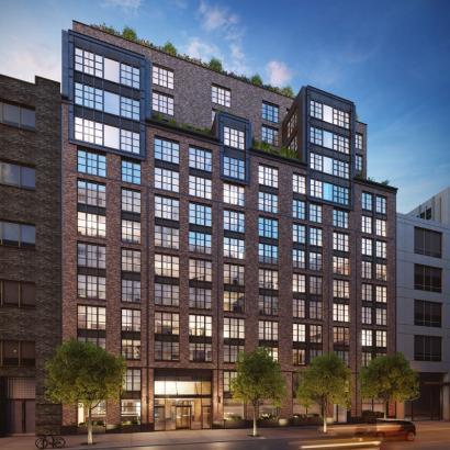 535W43 - 535 West 43rd Street - luxury rentals