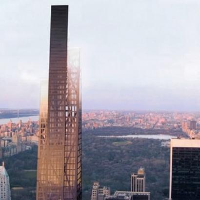 53 West 53rd Street Building central park views