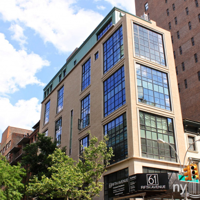 61 Fifth Avenue Architected by Alta Indelman