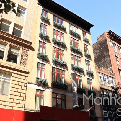 Carriage House 159 West 24th Street Historic Condos